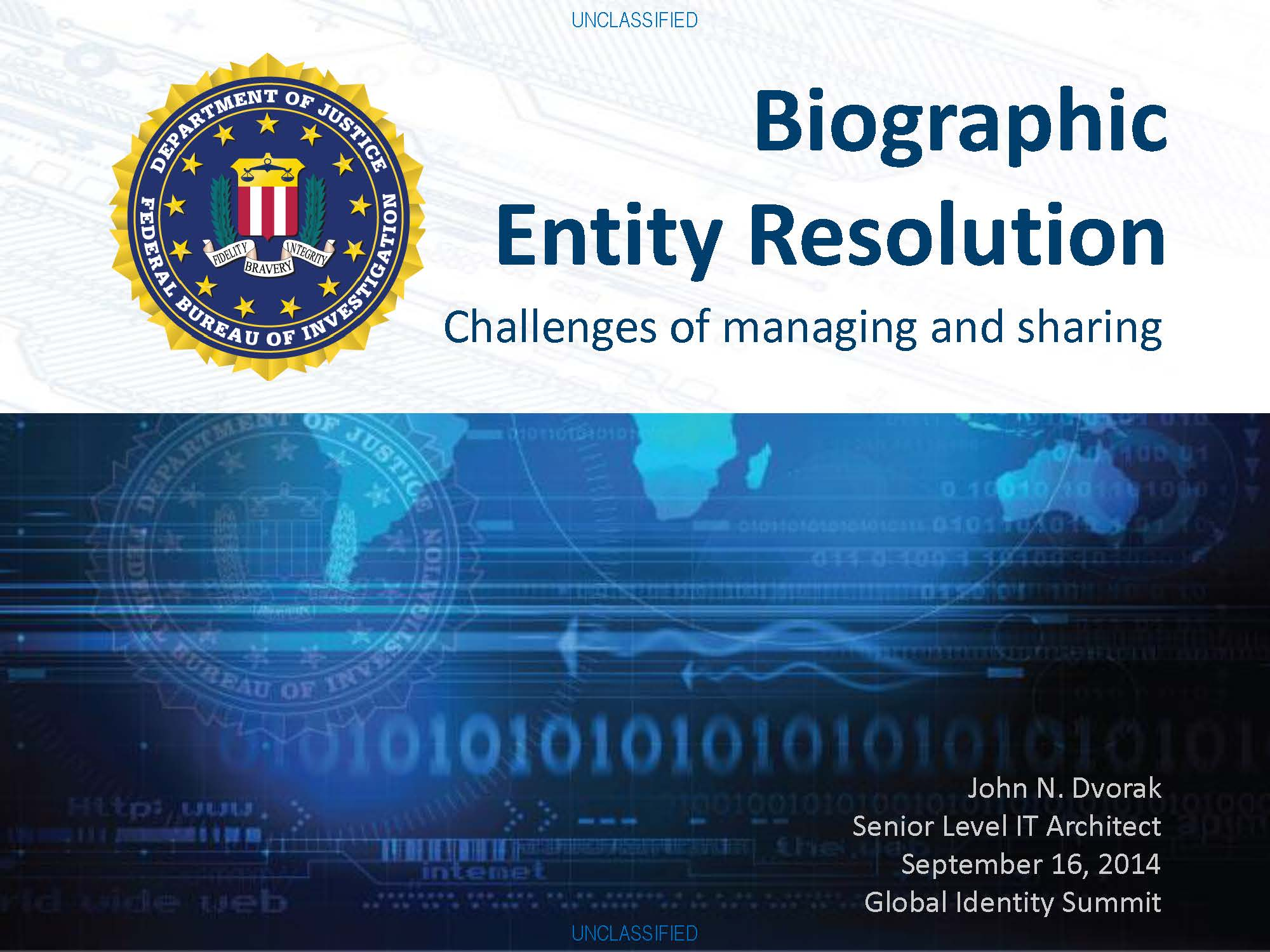 fbi essays Fbi federal bureau of investigation resources biometric will continue to add resources such as reports and presentations to this site and will eventually.