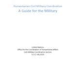 UNOCHA-CivilMilitaryCoordination