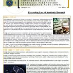 FBI-SPIN-ProtectingAcademicResearch