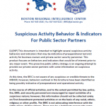 BRIC-SuspiciousActivity