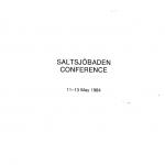 BilderbergConferenceReport1984