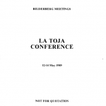 BilderbergConferenceReport1989