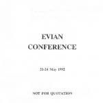BilderbergConferenceReport1992