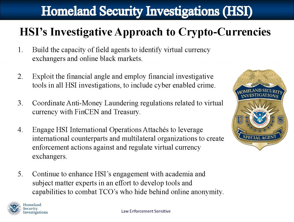 U Les Homeland Security Investigations Presentation